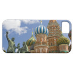 Russia, Moscow, Red Square. St. Basil's 3 iPhone 5 Case