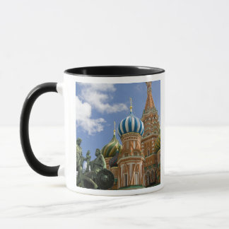 Russia, Moscow, Red Square. St. Basil's 3 Mug