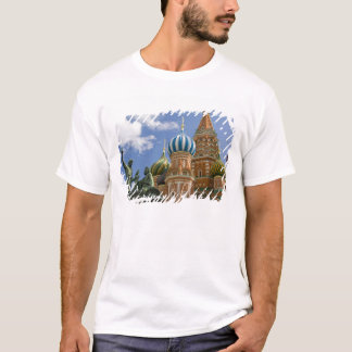 Russia, Moscow, Red Square. St. Basil's 3 T-Shirt