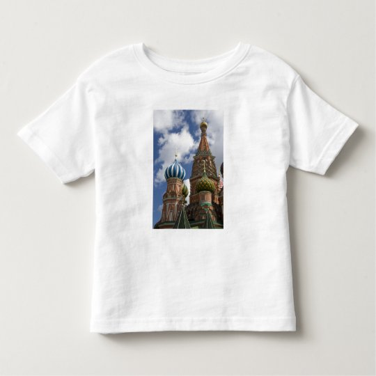 Russia, Moscow, Red Square. St. Basil's 4 Toddler T-shirt
