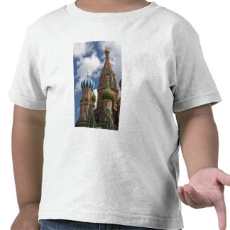 Russia, Moscow, Red Square. St. Basil's 4 Shirt