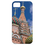 Russia, Moscow, Red Square. St. Basil's 5 iPhone 5 Cases