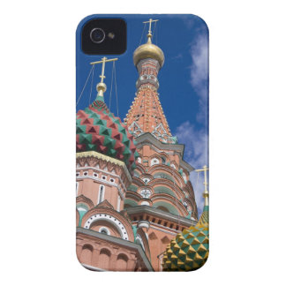 Russia, Moscow, Red Square. St. Basil's 5 iPhone 4 Case