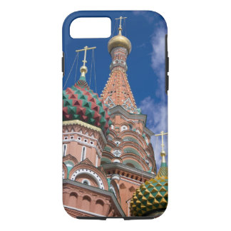 Russia, Moscow, Red Square. St. Basil's 5 iPhone 7 Case