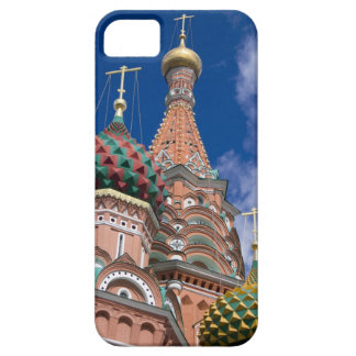 Russia, Moscow, Red Square. St. Basil's 5 iPhone SE/5/5s Case