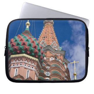 Russia, Moscow, Red Square. St. Basil's 5 Laptop Sleeve