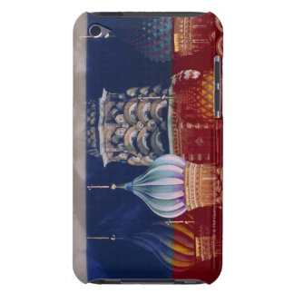 Russia, Moscow, Red Square St. Basils Cathedral, iPod Touch Cover
