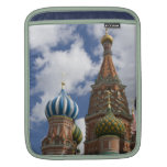 Russia, Moscow, Red Square. St. Basil's Sleeve For iPads