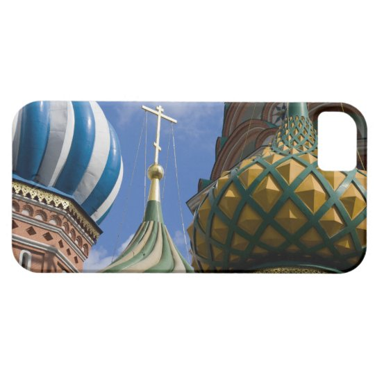 Russia, Moscow, Red Square. St. Basil's iPhone SE/5/5s Case