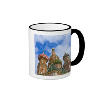 Russia, Moscow, Red Square, St. Basil's Coffee Mug