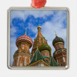 Russia, Moscow, Red Square, St. Basil's Christmas Tree Ornaments