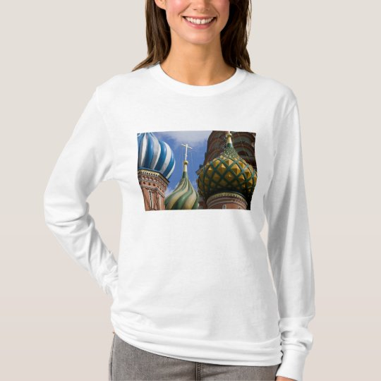Russia, Moscow, Red Square. St. Basil's T-Shirt
