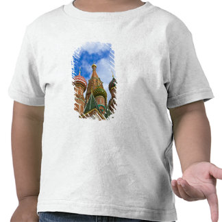 Russia, Moscow, Red Square, St. Basil's T Shirt