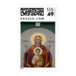 Russia, Moscow, Sparrow Hill, Trinity Church. Postage