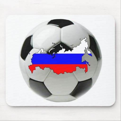 Russia national team mouse pad