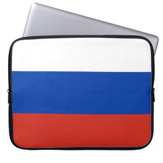 Russia National World Flag Computer Sleeve