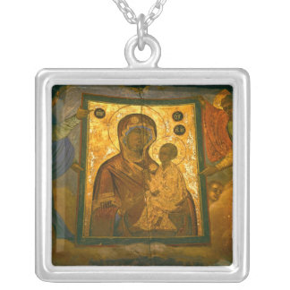 Russia, Novgorod Province, Tikhvin Monastery, Personalized Necklace