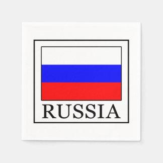 Russia Paper Napkin