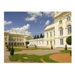 Russia. Petrodvorets. Peterhof Palace. Peter the 3 Postcard