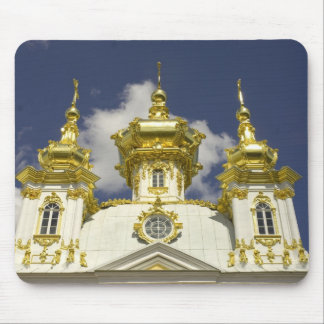 Russia. Petrodvorets. Peterhof Palace. Peter the 4 Mouse Pad