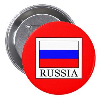 Russia Pinback Button