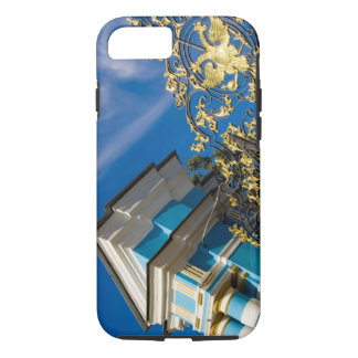 Russia, Pushkin. Gate detail and support tower iPhone 8/7 Case