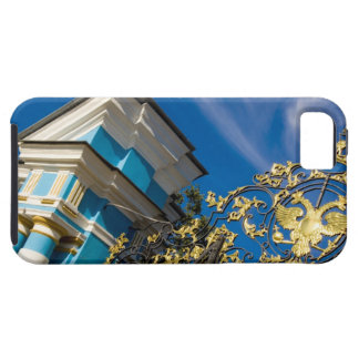 Russia, Pushkin. Gate detail and support tower iPhone SE/5/5s Case