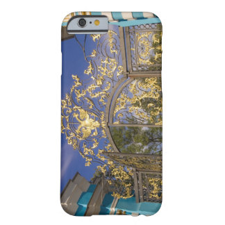 Russia, Pushkin. Gate detail and support towers Barely There iPhone 6 Case