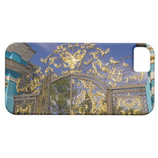Russia, Pushkin. Gate detail and support towers iPhone SE/5/5s Case