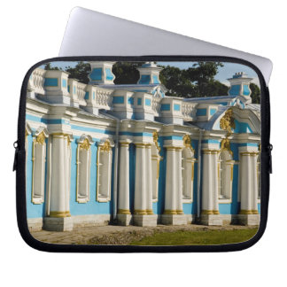 Russia, Pushkin. Portion of Catherine Palace. Computer Sleeves