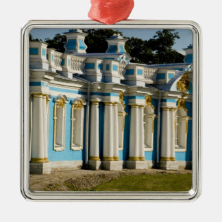 Russia, Pushkin. Portion of Catherine Palace. Metal Ornament