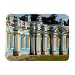 Russia, Pushkin. Portion of Catherine Palace. Flexible Magnet