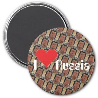 Russia - Russia babushka - Matrjoschka magnet