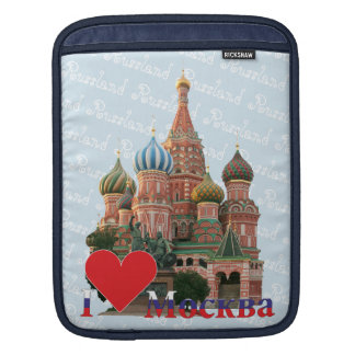 Russia - Russia Moscow IPad bag Sleeve For iPads