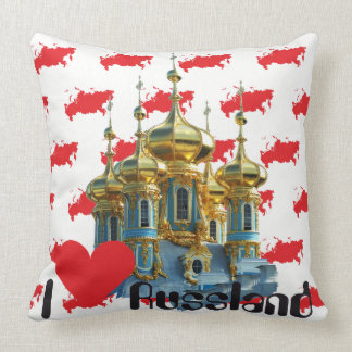 Russia - Russia St. Petersburg cushion