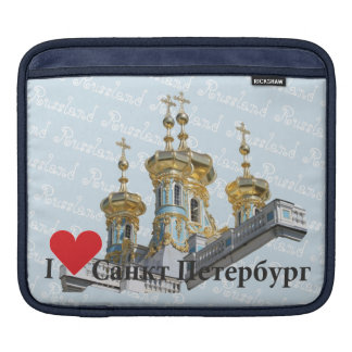 Russia - Russia St. Petersburg IPad bag Sleeve For iPads