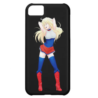 Russia Russian Manga Flag girl iPhone 5C Case