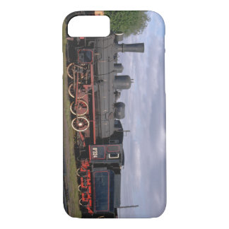 Russia, Ry 0-8-0 #324_Trains of the World iPhone 7 Case
