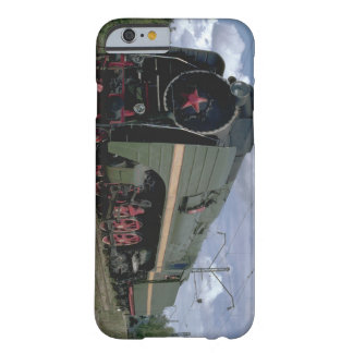 Russia, Ry 4-8-4 #0071_Trains of the World Barely There iPhone 6 Case