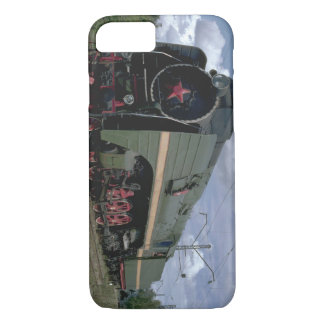 Russia, Ry 4-8-4 #0071_Trains of the World iPhone 7 Case
