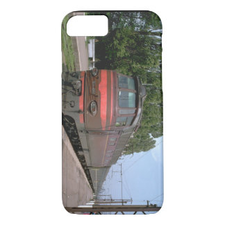 Russia, Ry Czechoslovakian_Trains of the World iPhone 7 Case