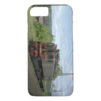 Russia, Ry early electric_Trains of the World iPhone 7 Case