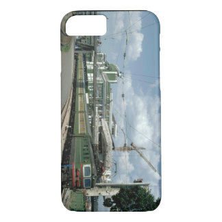 Russia, Ry electric #615_Trains of the World iPhone 7 Case