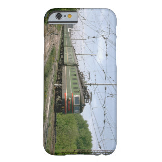 Russia, Ry electric #763_Trains of the World Barely There iPhone 6 Case