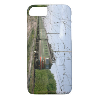 Russia, Ry electric #763_Trains of the World iPhone 7 Case