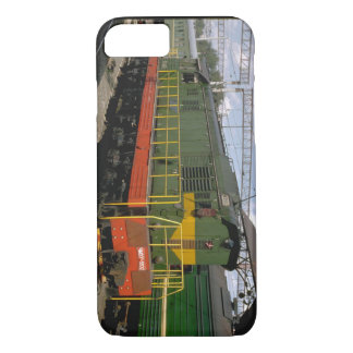 Russia, Ry standard RS_Trains of the World iPhone 7 Case