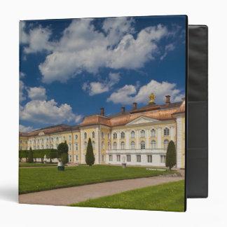 Russia, Saint Petersburg, Peterhof, Grand Palace 2 Vinyl Binders