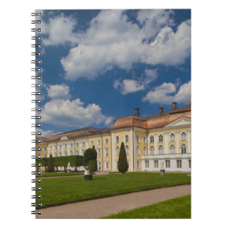Russia, Saint Petersburg, Peterhof, Grand Palace 2 Notebook