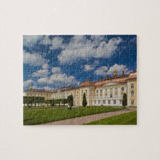 Russia, Saint Petersburg, Peterhof, Grand Palace 2 Puzzle