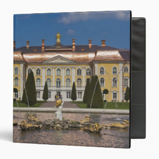 Russia, Saint Petersburg, Peterhof, Grand Palace 3 3 Ring Binder